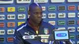 23/05/2012 - Nazionale, Balotelli: spero di dare grande contributo
