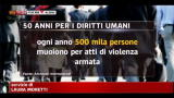 Amnesty International, 50 anni per i diritti umani