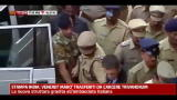 24/05/2012 - Stampa India: venerdì marò trasferiti da carcere