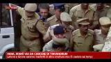24/05/2012 - India, marò via da carcere di Trivandrum