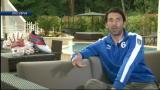 """25/05/2012 - Buffon: """"Scommesse? Fare due conti non è reato"""""""