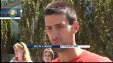 26/05/2012 - Roland Garros, Djokovic: sono motivato