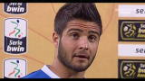 26/05/2012 - Serie B,  Lorenzo Insigne il miglior giovane
