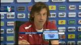 """27/05/2012 - Italia, Pirlo: """"La Nazionale come la Juve"""""""