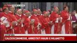 28/05/2012 - Vatileaks, parole dure del Papa