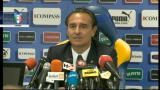 28/05/2012 - Criscito, parla Prandelli: su Mimmo troppa pressione
