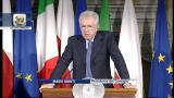 29/05/2012 - Calcioscommesse, Monti: ci vorrebbero due o tre anni di stop