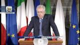 29/05/2012 - Calcioscommesse, Monti: ci vorrebbero due o tre anni di stop