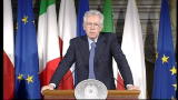 29/05/2012 - Calcioscommesse, l'indignazione di Mario Monti
