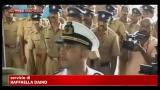 31/05/2012 - Marò, concessa libertà su cauzione ai militari italiani