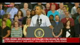 01/06/2012 - Crisi, Obama: non possiamo controllare cosa accade nel mondo