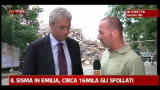 Sisma Emilia, intervista a Gianni Chiodi
