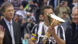 08/06/2012 - Juve, niente terza stella: sulla maglia un &quot;30 sul campo&quot;
