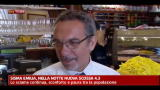 12/06/2012 - Sisma emilia, lo sconforto della popolazione