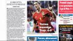 La rassegna stampa di Sky SPORT24 (15.06.2012)