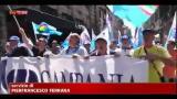 16/06/2012 - Lavoro, a Roma manifestazione unitaria dei sindacati