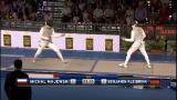 Europei di scherma: semifinale fioretto maschile - 2^parte