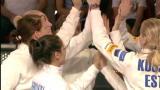 Europei di scherma: finale 3-4 spada femminile