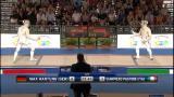 Europei di scherma: finale 3-4 sciabola