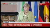Merkel:&quot;controllo e garanzia vanno di pari passo&quot;