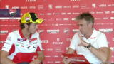 23/06/2012 - Valentino Rossi: &quot;La paura? Un pilota deve conviverci&quot;