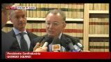 28/06/2012 - Squinzi: siamo in recessione e non ne usciremo facilmente