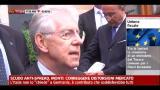 28/06/2012 - Scudo anti-spread, Monti- correggere distorsioni mercato