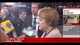 29/06/2012 - Vertice UE, Merkel: abbiamo preso buone decisioni