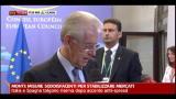 29/06/2012 - Monti: misure soddisfacenti per stabilizzare mercati