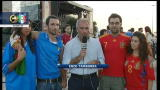 Euro 2012, i tifosi sul lungomare a Bari