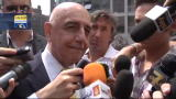 Mercato Milan, parla Adriano Galliani