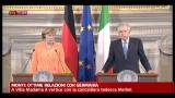 04/07/2012 - Monti: ottime le relazioni con la Germania