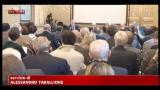 08/07/2012 - Visco: insistere al massimo sulla spending review