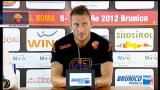 09/07/2012 - Roma, Totti: spero in ottimi acquisti ma non mi illudo