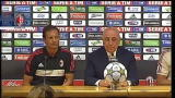 09/07/2012 - Milan, Allegri: e un anno diverso dai due precedenti