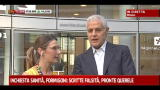 19/07/2012 - Sanità, Formigoni a Sky TG24:scritte falsità, pronte querele