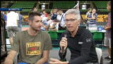 21/07/2012 - L'Italvolley batte la Serbia 3-0: intervista a Savani
