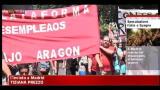 21/07/2012 - La marcia dei disoccupati arriva a Madrid
