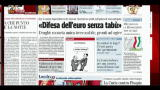 Rassegna stampa nazionale (22.07.2012)