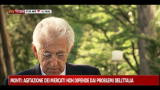 23/07/2012 - Monti: agitazione mercati non dipende da problemi Italia