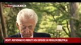 23/07/2012 - Monti: agitazione mercati non dipende da problemi Italia