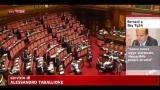 24/07/2012 - Alfano blinda Monti: voto a fine legislatura con nuova legge