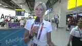 24/07/2012 - Le azzurre del Volley: le prime parole da Londra