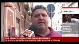29/07/2012 - Ilva, smantellati blocchi operai in fabbrica