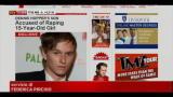 31/07/2012 - TMZ, il figlio di Dennis Hopper accusato di stupro di minore