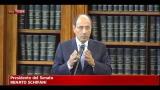 31/07/2012 - Schifani: qualità legge elettorale da quantità consenso