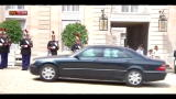 31/07/2012 - Parigi, incontro Monti-Hollande sulla crisi
