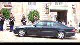 31/07/2012 - Parigi, incontro Monti-Hollande sulla crisi