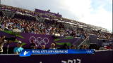 London Remix: fossa olimpica, Fabbrizi d'argento
