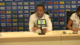 13/08/2012 - Prandelli: &quot;Voglio trovare una squadra preparata&quot;